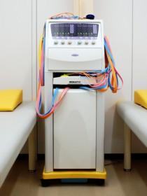 干渉波治療器の写真
